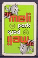 Belgie - Speelkaarten - ** 1 Joker - Meli Park - Cartes à Jouer Classiques