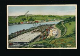 Waterford - The River Suir At - Railwaystation [AA37 2.195 - Unclassified