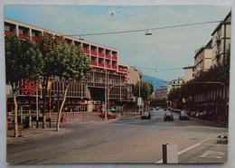 PRATO - Viale Vittorio Veneto - Supermercato COOP Supermarket - Distributore AGIP -  Nv T2 - Prato