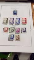 Turchia PO 1945 Emiss.1943 Surch.Inonu  Scott.928+Nuovi/Usati + See Scan On Scott.Page; - 1921-... République
