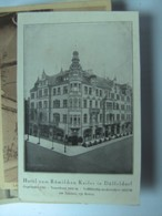 Duitsland Deutschland Nordrhein Westfalen Düsseldorf Hotel Zum Römischen Kaiser - Düsseldorf