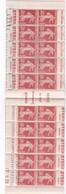Carnet N° 360 C 1 Yvert CD 17 1 38  Variété De Découpe - Publicités