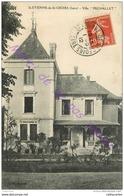 38. SAINT ETIENNE DE SAINT GEOIRS . Villa MICHALLET . - Autres Communes