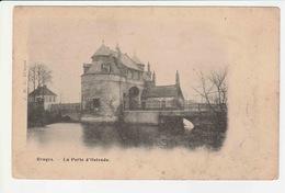 Bruges - La Porte D'Ostende - Brugge