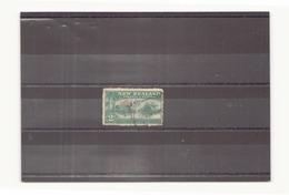 Nouvelle-Zélande, 1903 / 1908, N° 124 Oblitéré - Usati