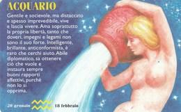 San Marino - Zodiaco - Acquario - San Marino