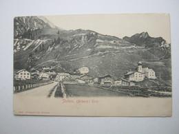 STUBEN , Arlberg ,  Schöne Karte Um 1910 - Stuben