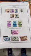 Turchia PO 1948 Pres.Inonu E Conf.Losanna    Scott.978/981+Nuovi/Usati + See Scan On Scott.Page; - 1921-... Repubblica