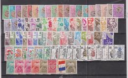 FRANCE  Beau Lot De Fin De Catalogue (préos, Taxes F.M.) Neufs**  Cote 112 Euros - France