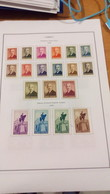 Turchia PO 1948 Statua Ataturk  Scott.982/985+Nuovi/Usati + See Scan On Scott.Page; - 1921-... Repubblica