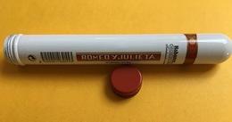 Étui à Cigare Métallique(vide) : Romeo Y Julieta N°1 (15 Cm) - Étuis à Cigares