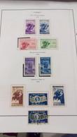 Turchia PO 1949 Upu 75 Ann. Scott.998+Nuovi/Usati + See Scan On Scott.Page; - 1921-... Repubblica