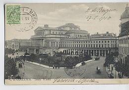 WARSAWA; Tean Wielki  - Nakladem J. Fürstenburg N° 5 - Polonia