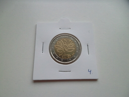 Finland 2 Euro 2004 CC Circulated - Finlandía
