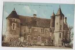 PREAUX : La Lubinière (manoir Du XVIè Siècle) - 1932 Arts Photomécanique De L'Ouest - Other Municipalities