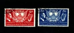 IRELAND/EIRE - 1939  U.S.  CONSTITUTION  SET  FINE USED - 1937-1949 Éire