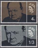 UK - REGNO UNITO - 1965 - Serie Completa Di 2 Valori Nuovi MNH Yvert 397/398. - Nuevos