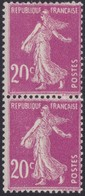 France  .     Yvert    .   190  Paire  ( 1 Timbre: * )   .     **     .      Neuf  SANS  Charniere    .   /   .    MNH - Unused Stamps
