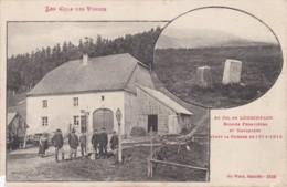 Les Cols Des Vosges-A Louschpach-Bornes Frontieres Et Douaniers-Avant La Guerre De 1914-1915  (lot Pat 60) - Otros Municipios