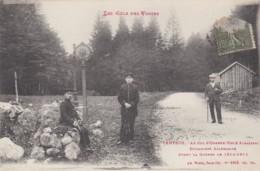 Les Cols Des Vosges - VENTRON -  Au Col D'Oderen - Côté Alsacien - Douaniers Allemands (lot Pat 60) - Otros Municipios