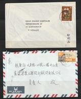 Macau Macao Two Covers - Macao