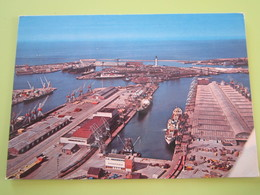 CARTE POSTALE DUNKERQUE LE PORT LE PHARE LES BASSINS - Dunkerque