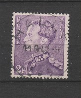 COB 431 Oblitération Centrale HALLE - 1936-1951 Poortman