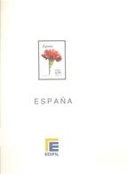España - Suplemento EDIFIL Año 2006 - Montado Con Filaestuches Transparentes - 14 Hojas - Envío Gratuito A España - Álbumes & Encuadernaciones