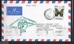 1981 - 62 - Airbus A 300 - New Delhi Bangkok - Airplanes