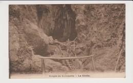 SAINTE ENGRACE   (Pyrénées Atlantiques) Les Gorges De KAKOUETTA  La Grotte - Autres Communes