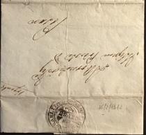 1812 PESARO AMM. ISRAELITA PER PESARO - Italy