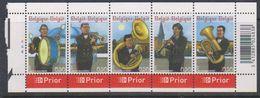 Belgie 2005 Brassbands  / Harmonieën En Fanfares Booklet ** Mnh (42087) @ Below Face - Postzegelboekjes 1953-....