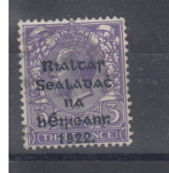 Irland Michel Cat.No. Used 17I - 1922 Provisional Government