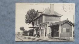 CPA-30-NERS-La Gare - Autres Communes