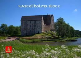 Aland Islands Mariehamn Kastelholm Castle New Postcard AK - Finland
