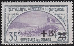 France  .   Yvert    .   166      .     **  .    Neuf  SANS  Charniere  .   /   .    MNH - France