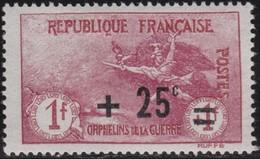 France  .   Yvert    .   168      .     **  .    Neuf  SANS  Charniere  .   /   .    MNH - France