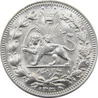 Ahmad Shah Qajar Silver 1000 - Iran