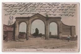 Garita De San Pedro Guadalajara Sentry House Mexico 1909 RP Postcard - Mexique