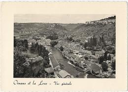 CPSM - ORNANS Et La Loue - Vue Générale - Autres Communes