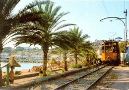 Espagne - Baléares - Mallorca - Puerto De Soller - Le Tramway - Zerkowitz Nº 696 - Ecrite - 6151 - Mallorca