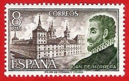 España. Spain. 1973. Juan De Herrera. Arquitecto. San Lorenzo De El Escorial - 1931-Hoy: 2ª República - ... Juan Carlos I