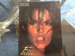 Félines De Michel Moreau Novembre 1982 - Livres, BD, Revues