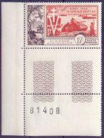 St.Pierre & Miquelon 1954, Allied Landing 1V. MNH - St.Pierre Et Miquelon
