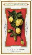 C1916  PUB  Parfum Boldoot - De Taal Der Bloemen - 4711- Language Of Flowers, 60 Different Perfume Cards VERY GOOD - Parfumkaarten