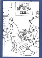 CPM Dentiste Dentist Dent Dentistry Dental Non Circulé - Santé