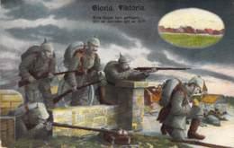 Gloria Victoria Feldpost 1915 - Humor