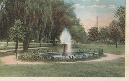 """""""The Fountain"""", - Thrall Park, Middletown, New York - NY - New York"""