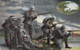 Gloria Victoria Feldpost 1915 - Humoristiques