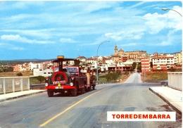 Espagne - Catalunya - Tarragona - Torredembarra - Vue Partielle - Raymond - Ecrite, Timbrée - 6155 - Tarragona